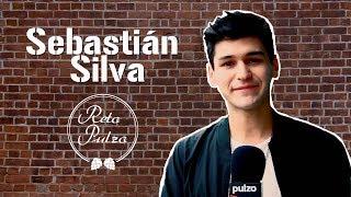 Sebastián Silva cuenta historia paranormal en grabación de 'La reina del flow'.