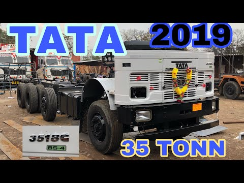TATA 3518 COWL CHASIS BS4 2019 MODEL