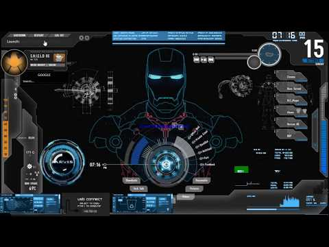 Jarvis for Windows 7/8/8 1/10 Complete Process Iron man