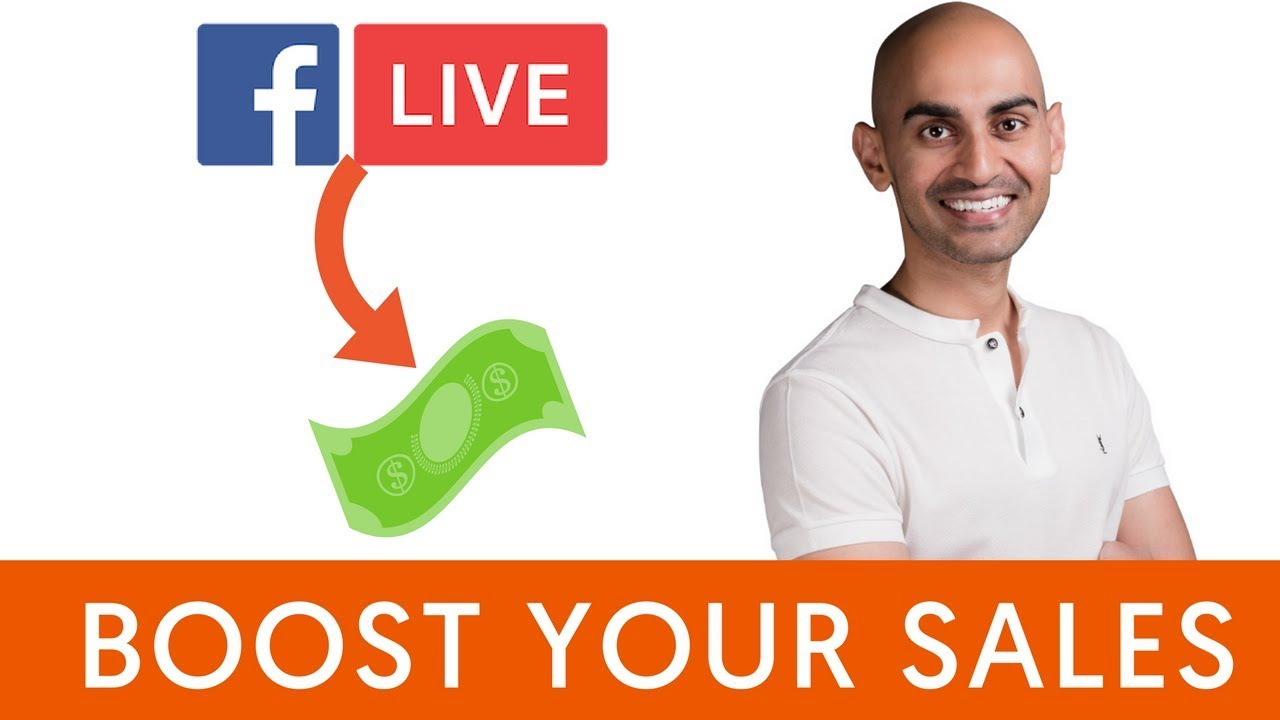 3 Ways to Use Facebook Live To Generate Sales