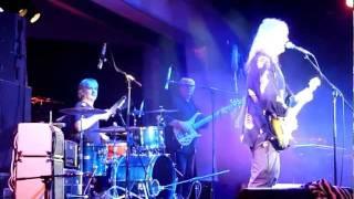 John verity Band  - Dr  Feelgood  Looking Back - Butlins Rock & Blues Skegness   2012