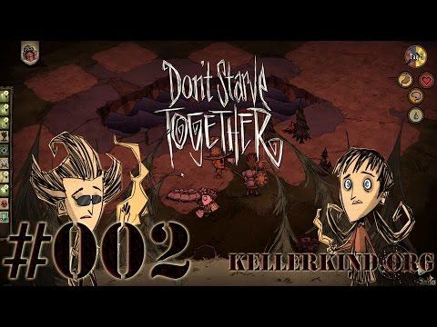 Don't Starve Together #2 – Wir müssen überleben! ★ Let's Play Don't Starve Together [HD|60FPS]