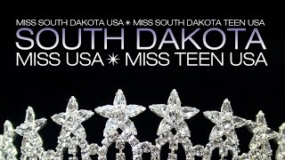 Delaney Nicole Miss South Dakota Teen USA 2017 Crowning