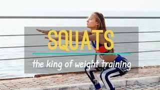 9 main benefits of doing squats   Health And Nutrition