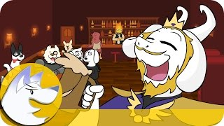 Grillby's: Where Everybody Knows Your Name