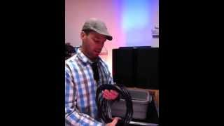 Mobile Wedding DJ Cord Solutions and Storage For Beginners