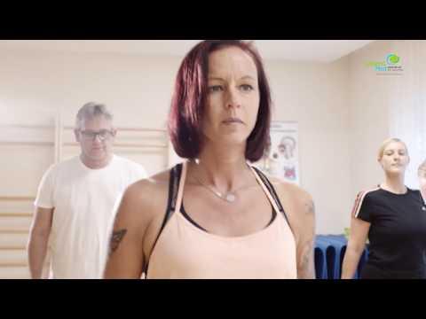 Behandlung von Rückenschmerzen im unteren Rückenbehandlung
