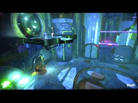 Видео № 0 из игры Sonic Boom: Rise of Lyric (Б/У) [Wii U]