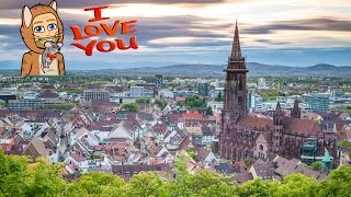 Amazing City For Photography: Freiburg, Germany