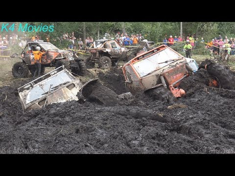 Off-Road Vehicle Mud Race | ET2 | Klaperjaht 2018