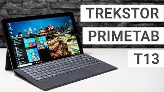 TrekStor Primetab T13B Test: So gut ist das Volks-Tablet wirklich
