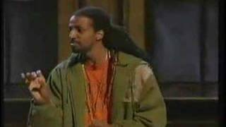 Never Let Me Down By J. Ivy on HBO Def Poetry