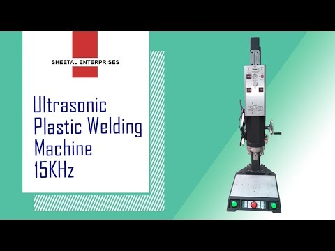 Ultrasonic Plastic Welding Machine 15khz-4200watt ( Analog)