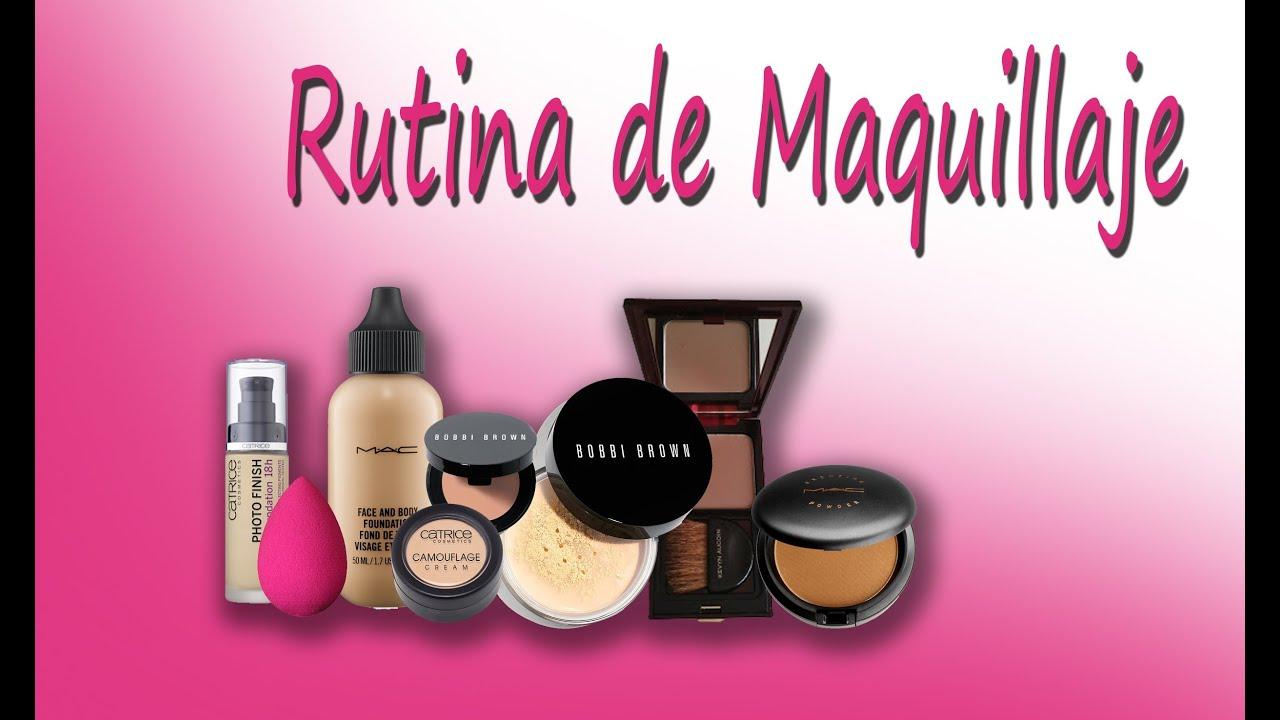 NonaMakeUp: Rutina de Maquillaje con la Beauty Blender