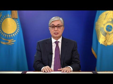 Πρόωρες προεδρικές εκλογές στο Καζακστάν