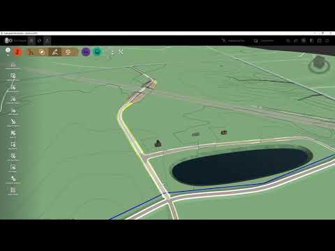 What's New in InfraWorks (2018.1) – Quantities and Productivity Improvements