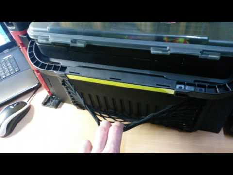 Angelkoffer Meiho VS7070. Tuning 2. Ящик Meiho VS7070. Расширяем функционалность.