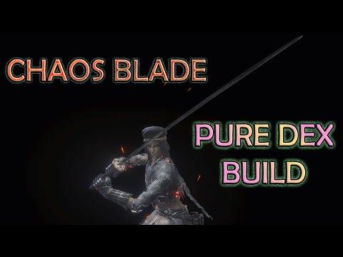 Chaos Blade Pure Dex Build - Dark Souls 3 - SL120 Series