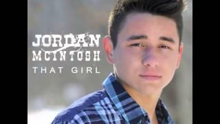 "Jordan McIntosh - ""That Girl"" OFFICIAL VERSION"