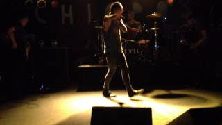 Chiodos HD - The Words Best Friend Become Redefined - Masquerade in Atlanta - 4/24/14