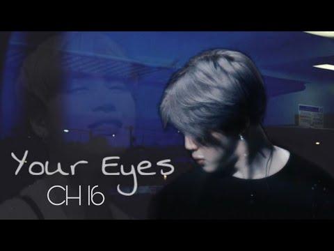 [BTS Jimin FF] - 'Your eyes' | part 16