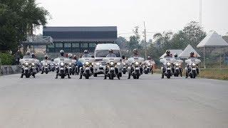 รายการตำรวจอินดี้ : เส้นทาง…ของการทำหน้าที่ผู้ขับขี่รถจักรยานยนต์เกียรติยศ
