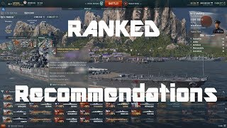 Ranked Season 10 T10 Ship Recommendations