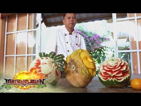 [ABS-CBN]  Matanglawin: Food Carving