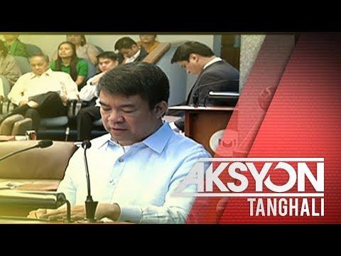 [News5]  Koko Pimentel, inanunsyo ang pagbaba bilang Senate President