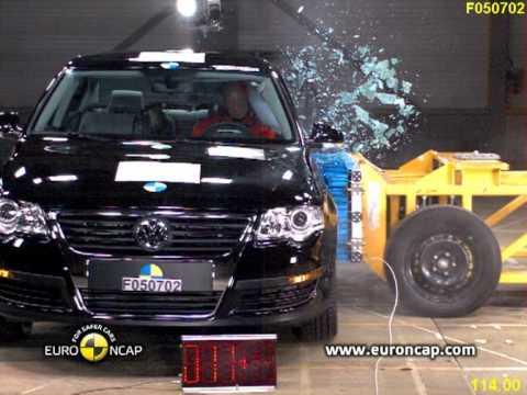 NCAP: VW Passat