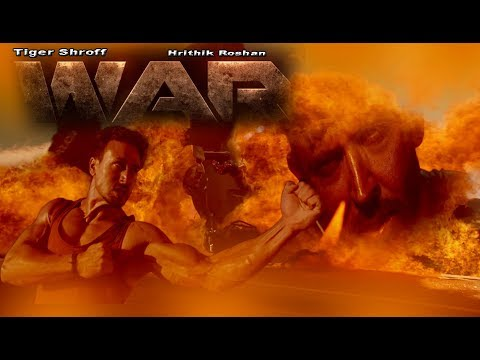 War Trailer | Hrithik Roshan | Tiger Shroff | Vaani Kapoor | 4K UHD | New Movie Trailer 2019