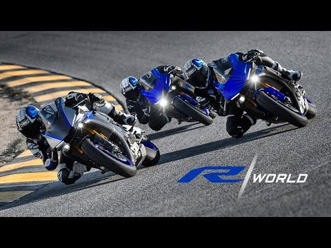2019 Yamaha YZF-R1 in Tyrone, Pennsylvania - Video 1