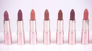 SistaCafe Channel : รีวิว Cute Press Goodbye Dry Lips ทั้ง 10 สี