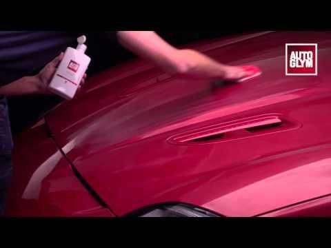 Autoglym Resin polish 1 ltr - film på YouTube