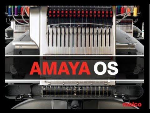 Melco Amaya OS Flex+ Version 10.00.351 Work Windows 10-8-7 32Bit 64Bit