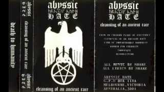 Abyssic Hate - 01 - The Demon (Intro) [Cleansing Of An Ancient Race]