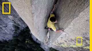 Dont Look Down Alex Honnold