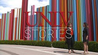 UNLV Stories: Alumna Cariela Santana & Professor Anjala Krishen