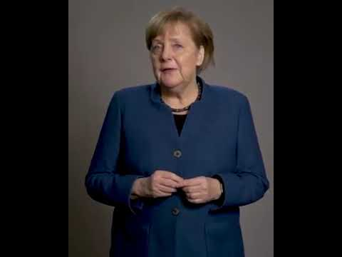 Germany's retiring Merkel says 'Good Bye to Facebook'
