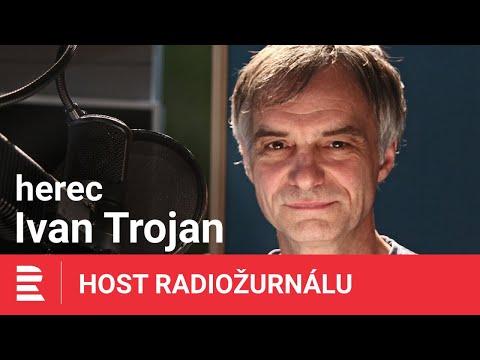 Ivan Trojan: Učil jsem se tancovat a svářet