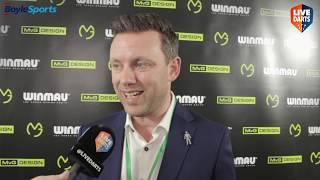 Paul Nicholson on Michael van Gerwen's Winmau move, BDO prize money, Q School and more