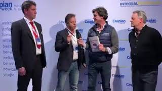 Interview with David Fergusson, Carlos Creus Moreira and Murat Seitnepesov