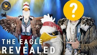 The Masked Singer Season 2: The Eagle Reveal
