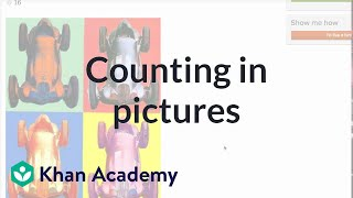 Counting In Pictures | Counting | Early Math | Khan Academy