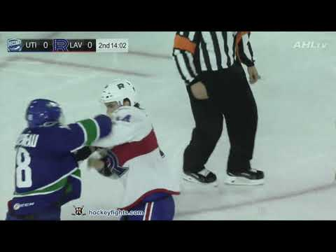 Brett Lernout vs. Vincent Arseneau