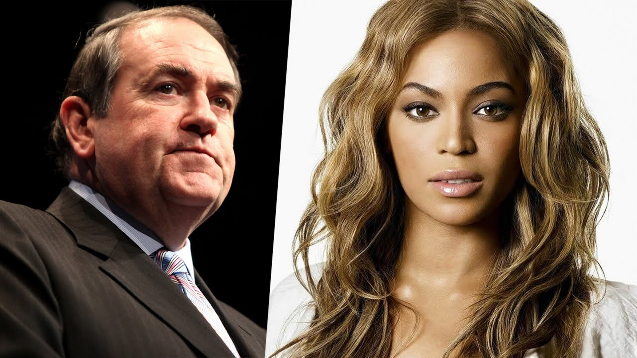 Mike Huckabee Creeps On Beyonce & Has A History With Explicit Lyrics thumbnail