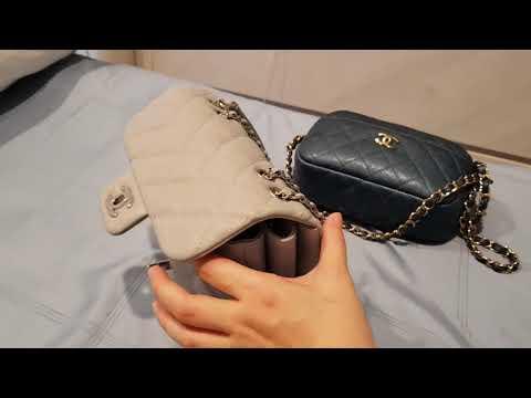 cc6424016b9d REQUESTED Travel Essential Comparison💖Chanel Urban Companion small VS  Chanel mini camera crossbody - BD Luxe