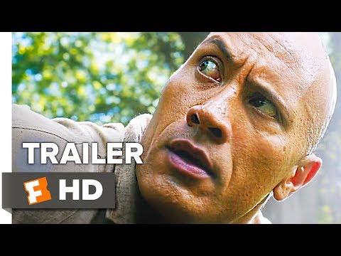 Trailer film Jumanji: Welcome to the Jungle