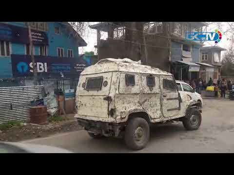 CRPF trooper wounded in Pulwama grenade attack