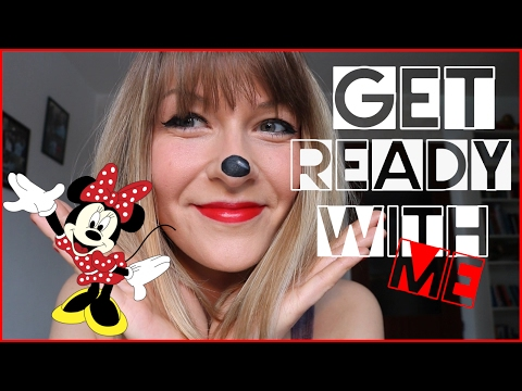 Get ready with me | Karnevals - Special | Minnie Mouse | HiTekin
